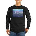 Alaska Scene 11 Long Sleeve Dark T-Shirt