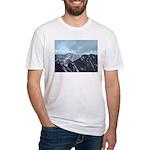 Alaska Scene 10 Fitted T-Shirt