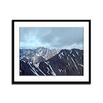 Alaska Scene 10 Framed Panel Print
