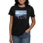 Alaska Scene 10 Women's Dark T-Shirt