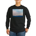 Alaska Scene 8 Long Sleeve Dark T-Shirt