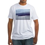 Alaska Scene 9 Fitted T-Shirt