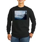 Alaska Scene 6 Long Sleeve Dark T-Shirt