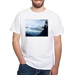 Alaska Scene 6 White T-Shirt