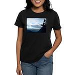 Alaska Scene 6 Women's Dark T-Shirt