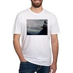 Alaska Scene 7 Fitted T-Shirt