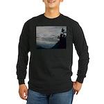 Alaska Scene 7 Long Sleeve Dark T-Shirt