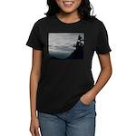 Alaska Scene 7 Women's Dark T-Shirt
