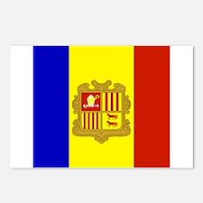 Andorran Postcards (Package of 8)