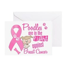 Bulldogs Against Breast Cancer 2 Greeting Card