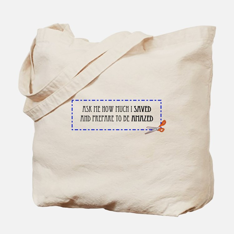 Amazed Tote Bag