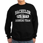Bachelor Party Drinking Team Sweatshirt (dark)
