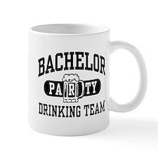Bachelor Party Drinking Team Mug