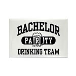 Bachelor Party Drinking Team Rectangle Magnet