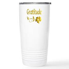 Gratitude Travel Mug