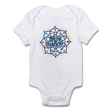 Skin Cancer Lotus Infant Bodysuit