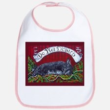 Scottish Terrier Sleeping Bib