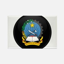 Coat of Arms of Angola Rectangle Magnet