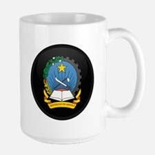 Coat of Arms of Angola Mug