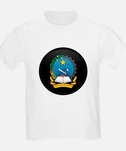 Coat of Arms of Angola T-Shirt