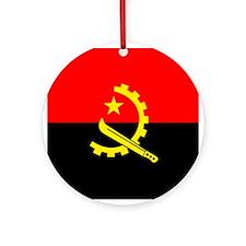 Angolan Ornament (Round)