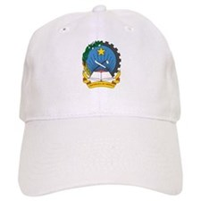 Angola Coat of Arms Baseball Cap