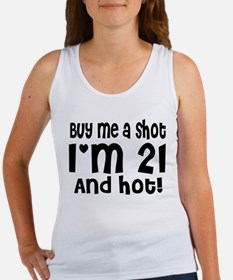 Buy me a Shot Women's Tank Top