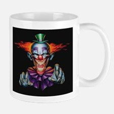 Killer Evil Clown Mugs