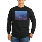 Alaska Scene 4 Long Sleeve Dark T-Shirt