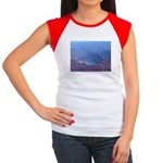 Alaska Scene 4 Women's Cap Sleeve T-Shirt