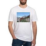 Alaska Scene 5 Fitted T-Shirt
