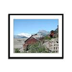Alaska Scene 5 Framed Panel Print