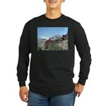 Alaska Scene 5 Long Sleeve Dark T-Shirt