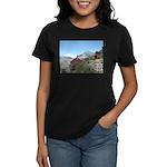 Alaska Scene 5 Women's Dark T-Shirt