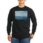 Alaska Scene 2 Long Sleeve Dark T-Shirt