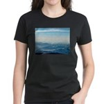 Alaska Scene 2 Women's Dark T-Shirt