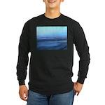 Alaska Scene 3 Long Sleeve Dark T-Shirt