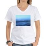 Alaska Scene 3 Women's V-Neck T-Shirt