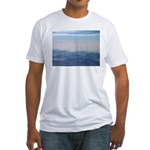 Alaska Scene 1 Fitted T-Shirt
