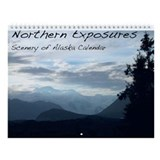 Alaska photography Wall Calendars