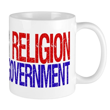 Keep your Religion Mug