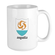 Anguillan Coat of Arms Seal Mug