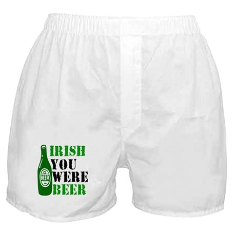 Men's St. Patrick's Day Boxer Shorts