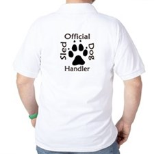 MCK Racing Siberians Official Handler T-Shirt