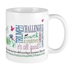 This We Know Color Rom 8:28 Reg Mug