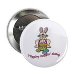Hippity Hopping Along Easter Bunny 2.25
