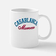 Casablanca Morocco Mug