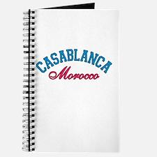 Casablanca Morocco Journal