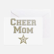 Unique Gold star Greeting Cards (Pk of 20)