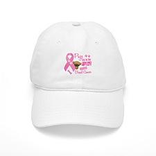 Pugs Against Breast Cancer 2 Baseball Cap